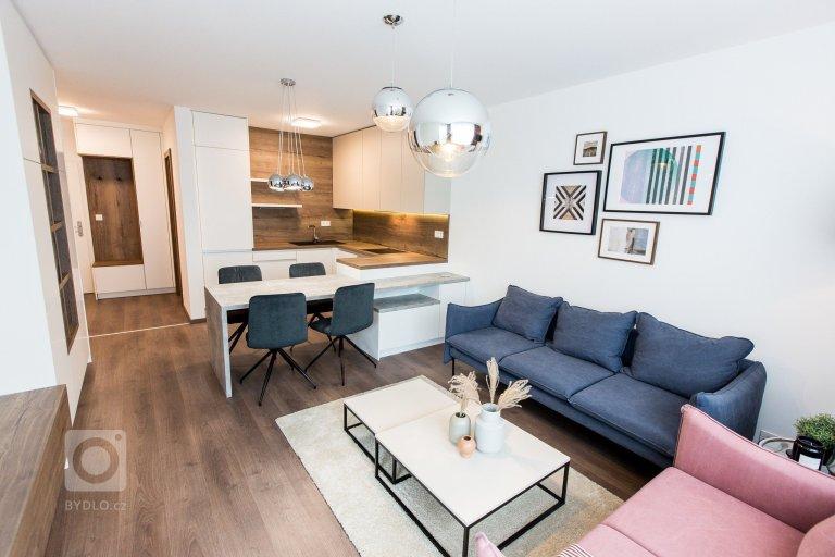 Současné trendy fandí čím dál tím více otevřeným prostorům v interiéru. Otevřenost, vzdušnost a jednotný design, to je vizitka moderního bydlení. Ty tam jsou časy kuchyně oddělené od obývacího pokoje. Chcete jít s dobou, nebo chcete odolat? Má ještě vůbec oddělená kuchyně oproti té spojené  s obývacím pokojem zaručené výhody?