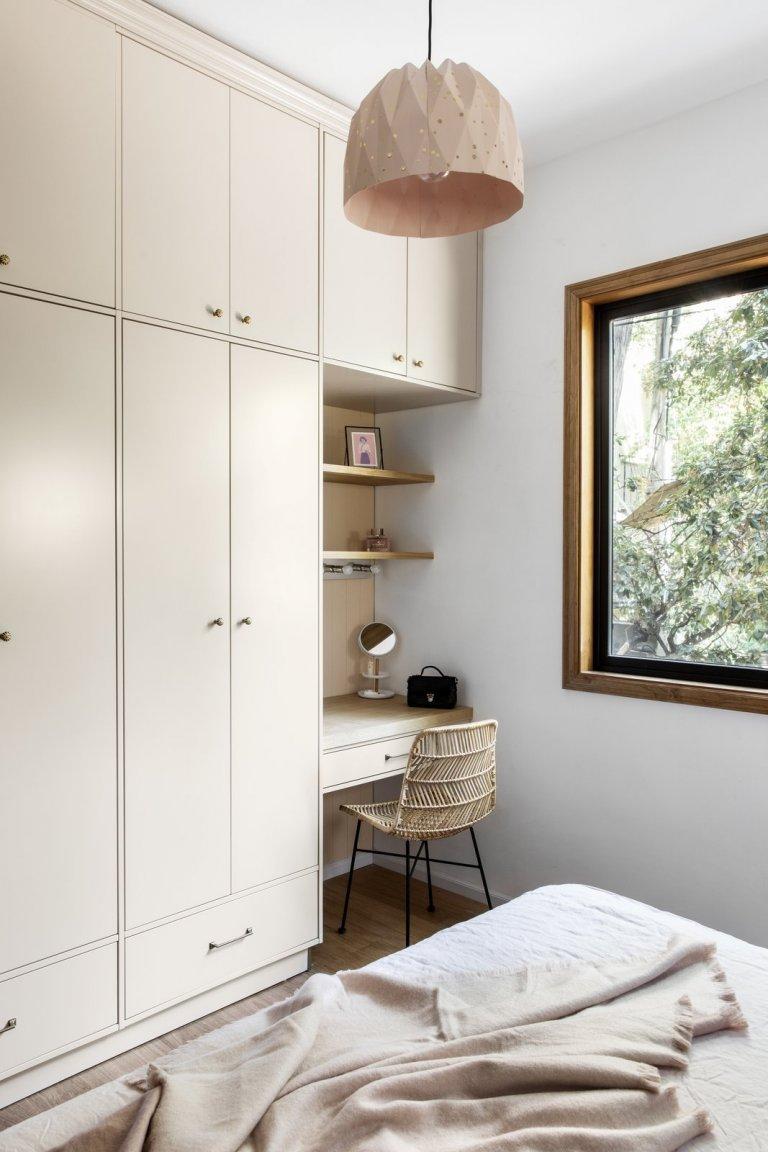 Malý byt v Tel Avivu