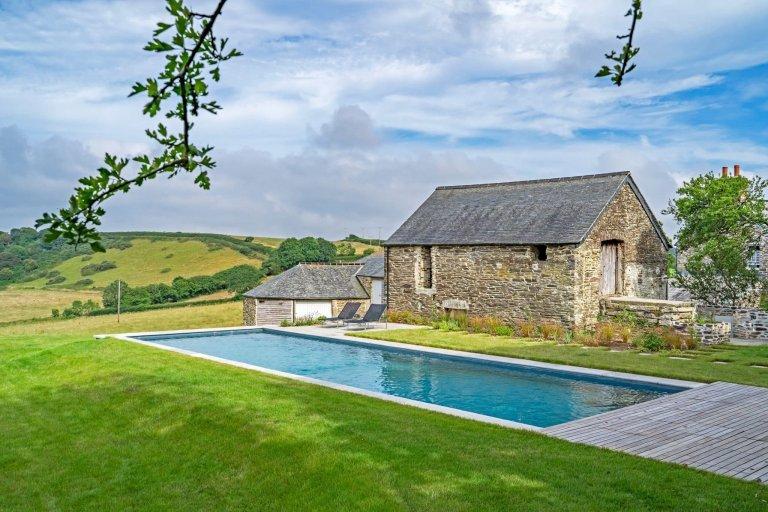 Moderní bazén můžete mít i bez chlóru