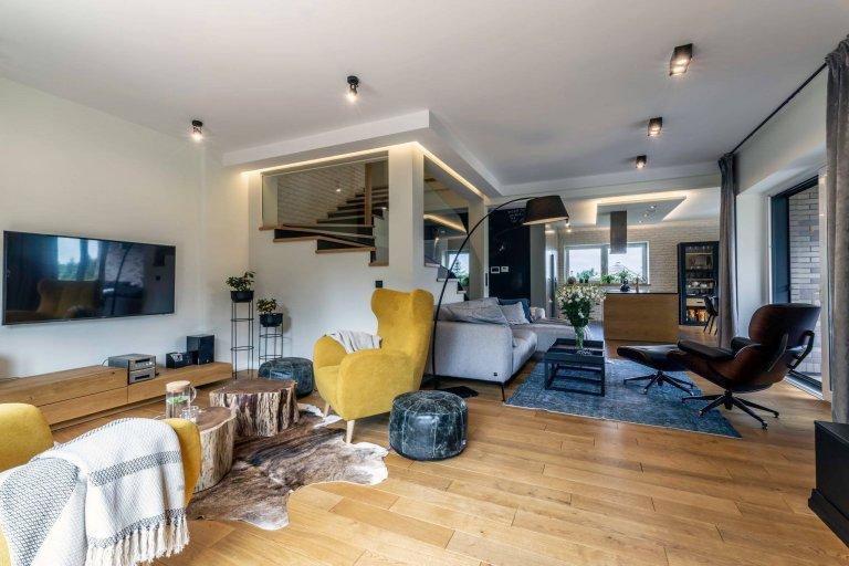 Moderní stylový interiér