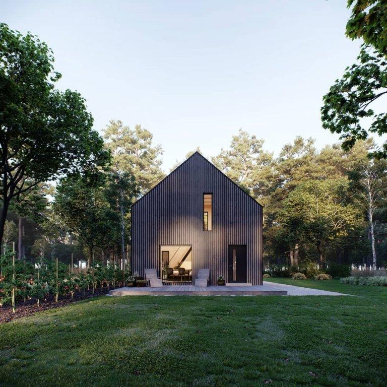 Modulo House – malý dům s velkými možnostmi