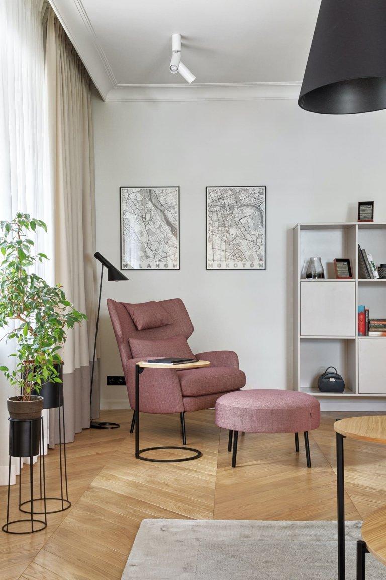 Nový design interiéru s ohledem na stávající architekturu