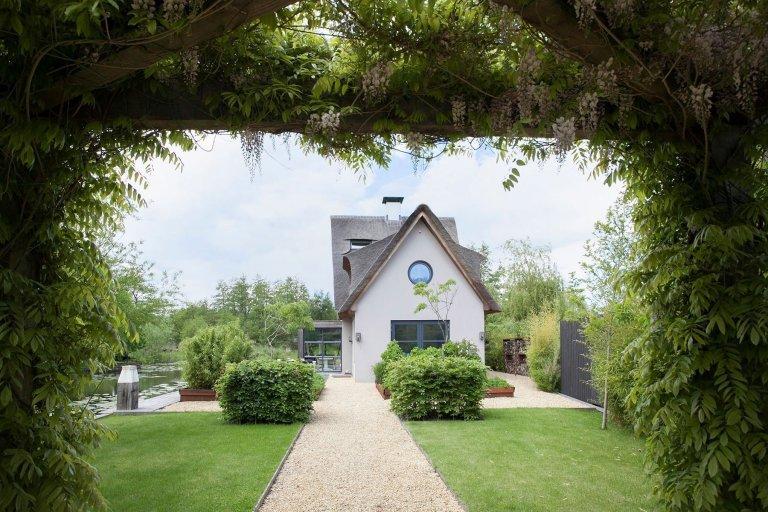 Okouzlující vila na severu Holandska