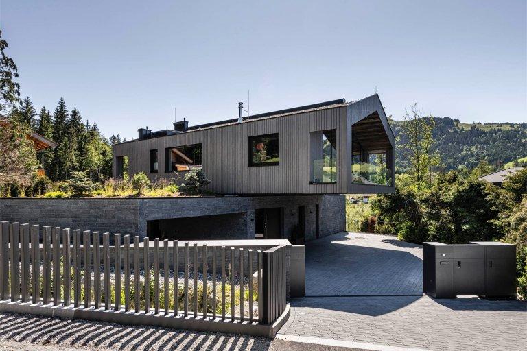 Originální vila pod Alpami