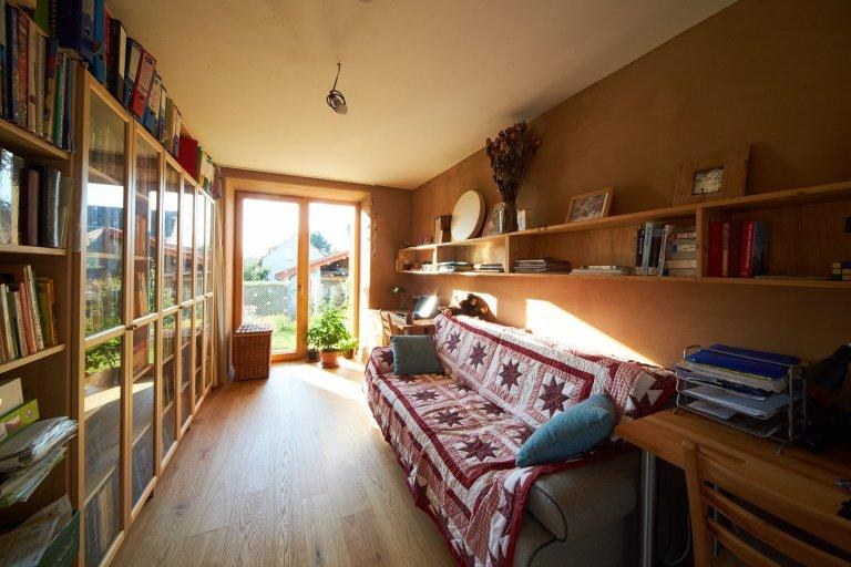 Pasivní dům ze slámy jako ekologický projekt roku