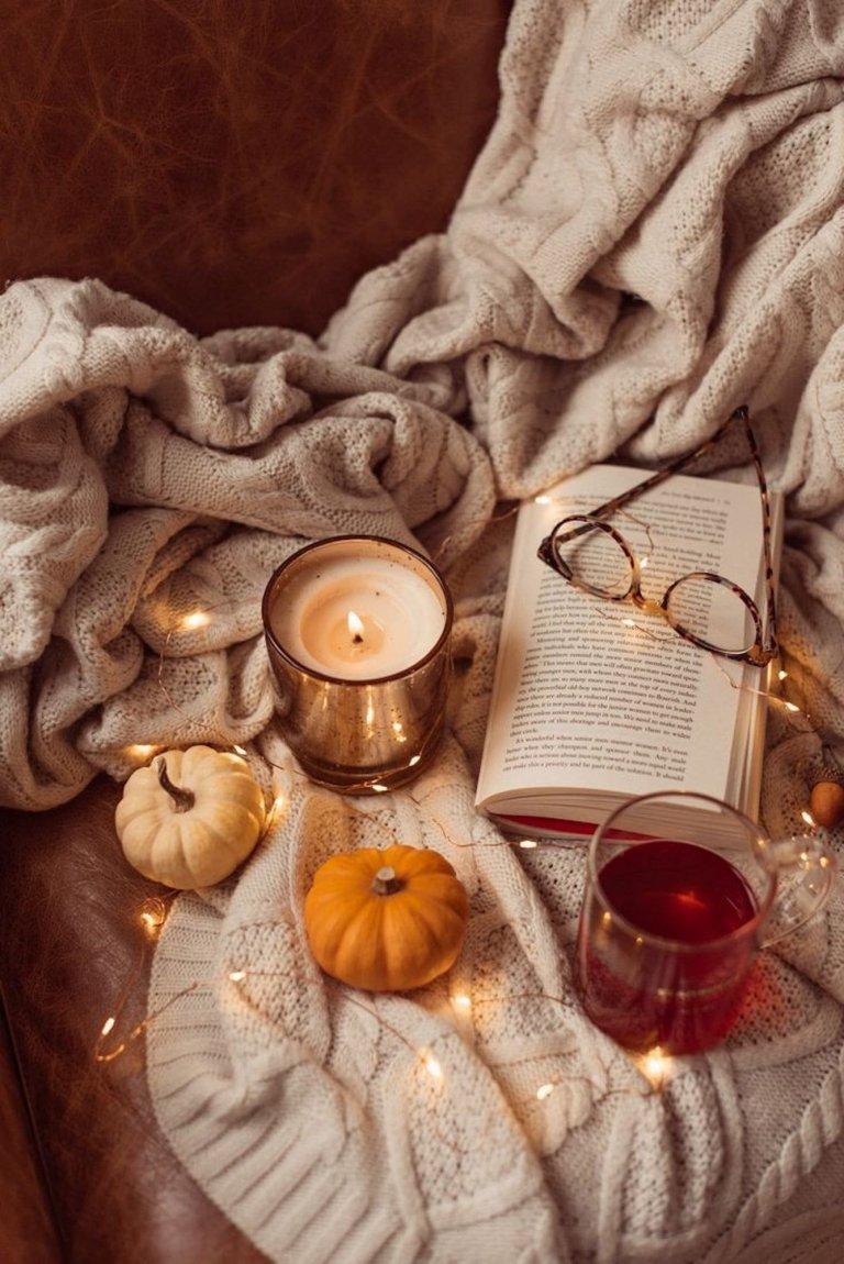 Podzimní dekorace pro krásu domova