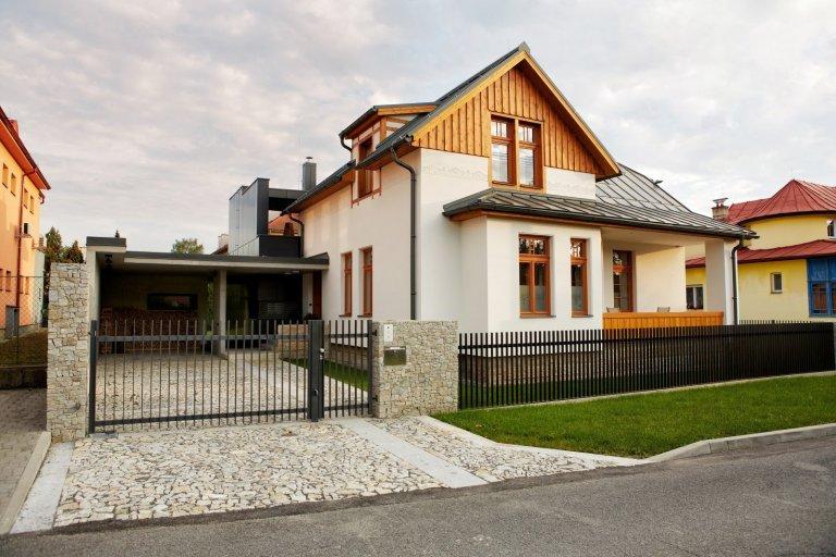 Proměna 100 let starého domu