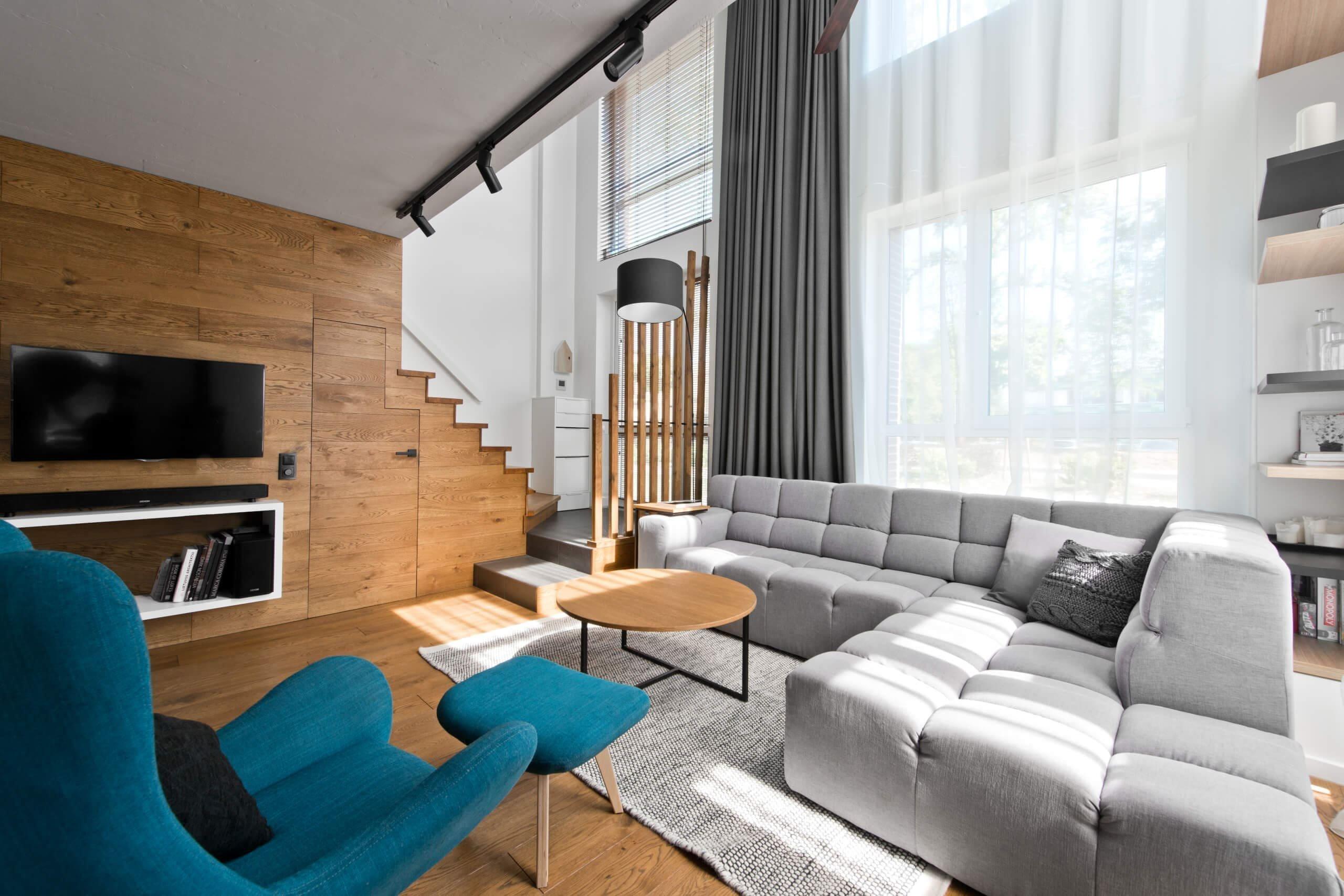 Prostorný loftový byt v centru města