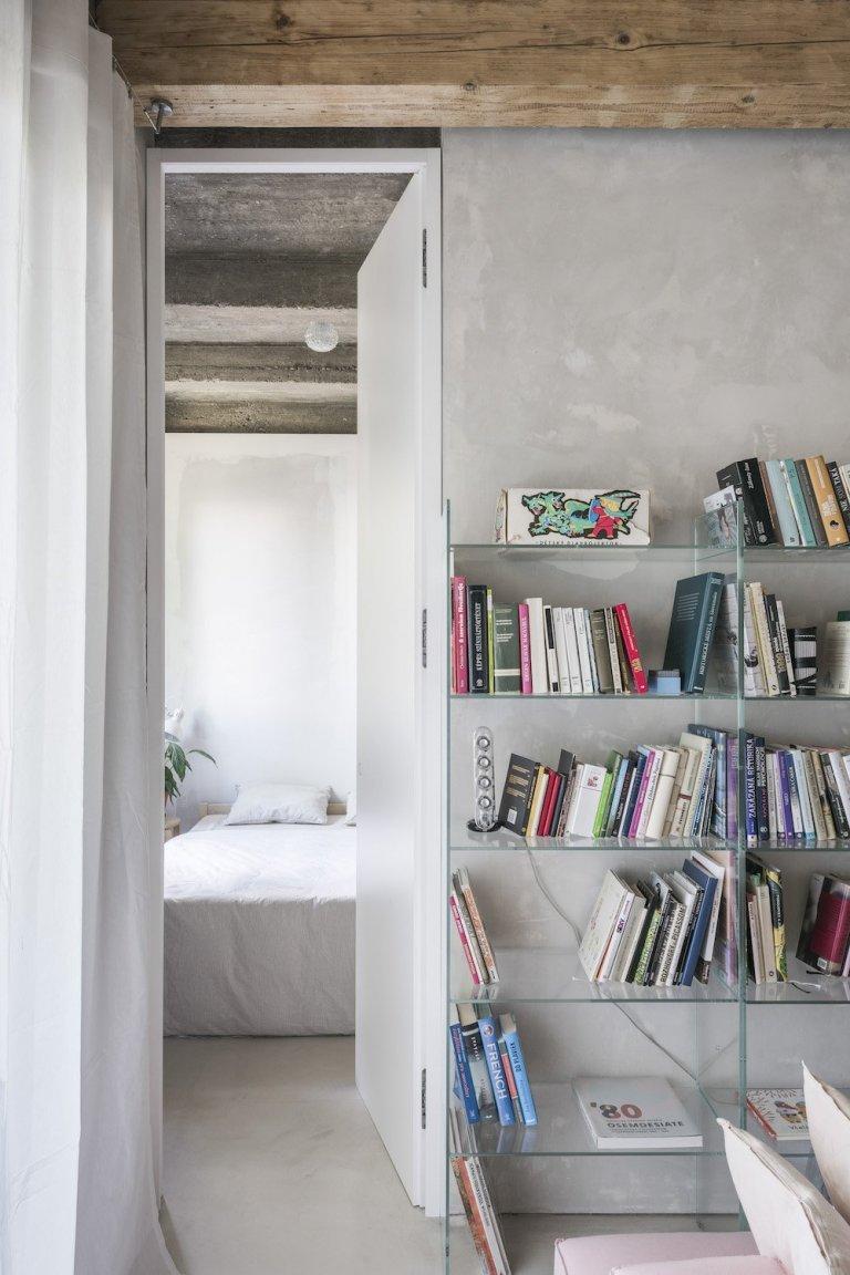 Průzračný byt s pastelovými odstíny