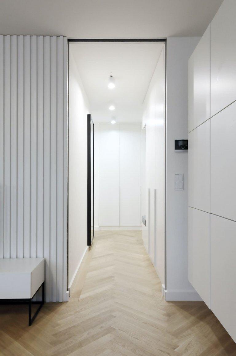 Rekonstrukce přízemního bytu pro mladou maminku