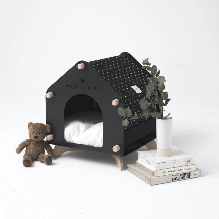Roztomilé domečky pro pejsky a kočičky