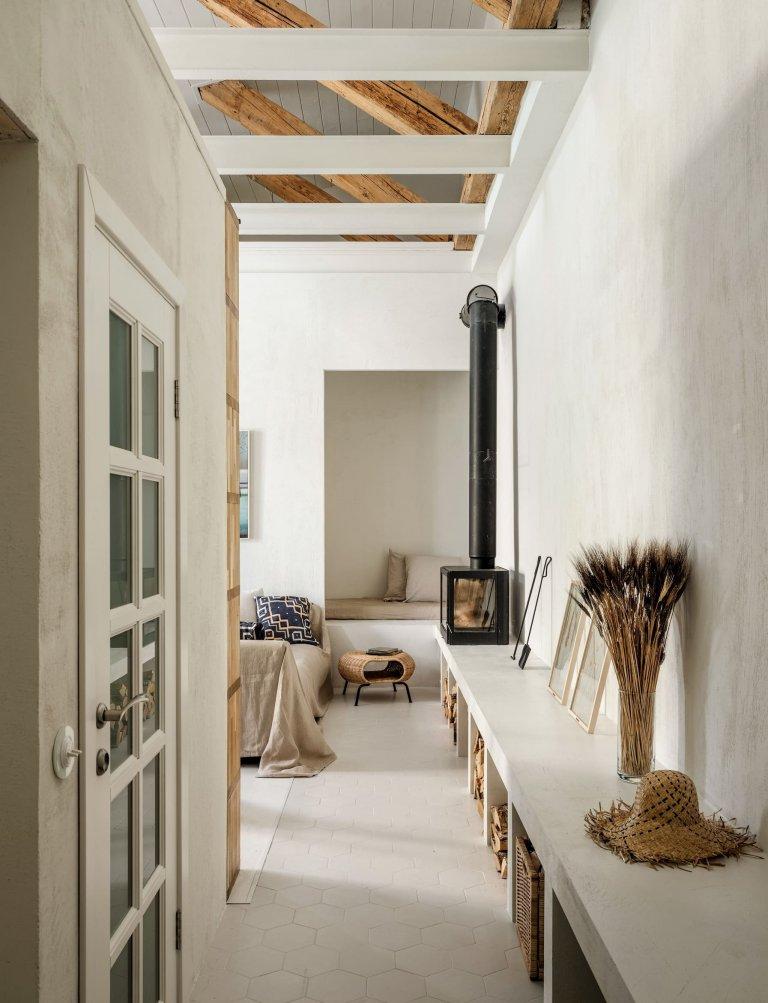 Stoleté dřevěné trámy určily charakter rekonstrukce