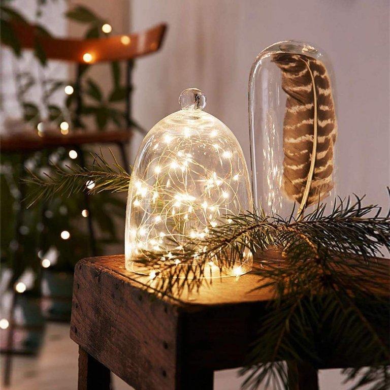 Světlo mnoha podob pro vánoční atmosféru
