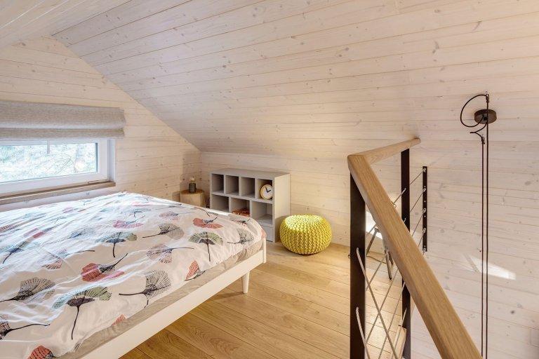 Tiny house na jihu Čech