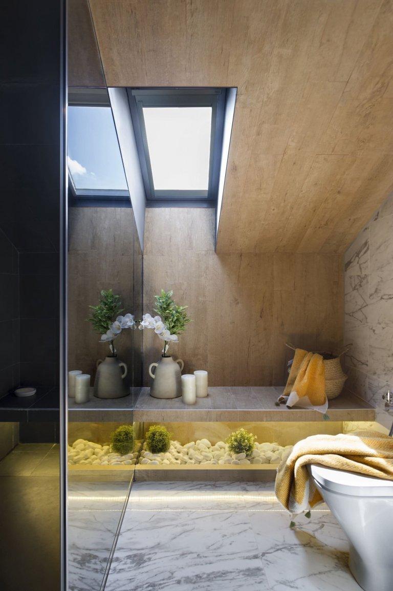 Velkolepé bydlení pod střechou