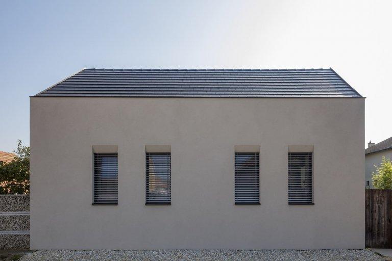 Ze starého stavení má moderní venkovský dům