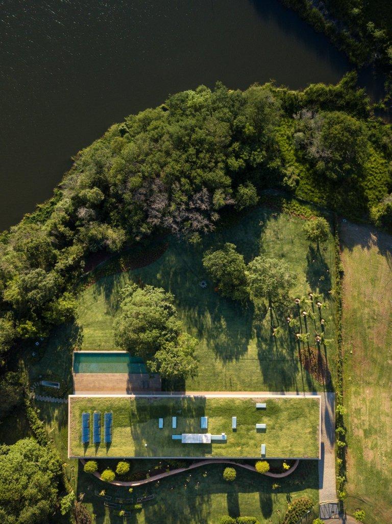 Zelené střechy jako přírodní klimatizace