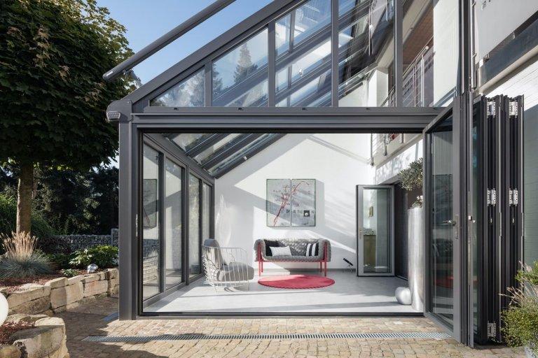 Zimní zahrada – kouzelné rozšíření interiéru