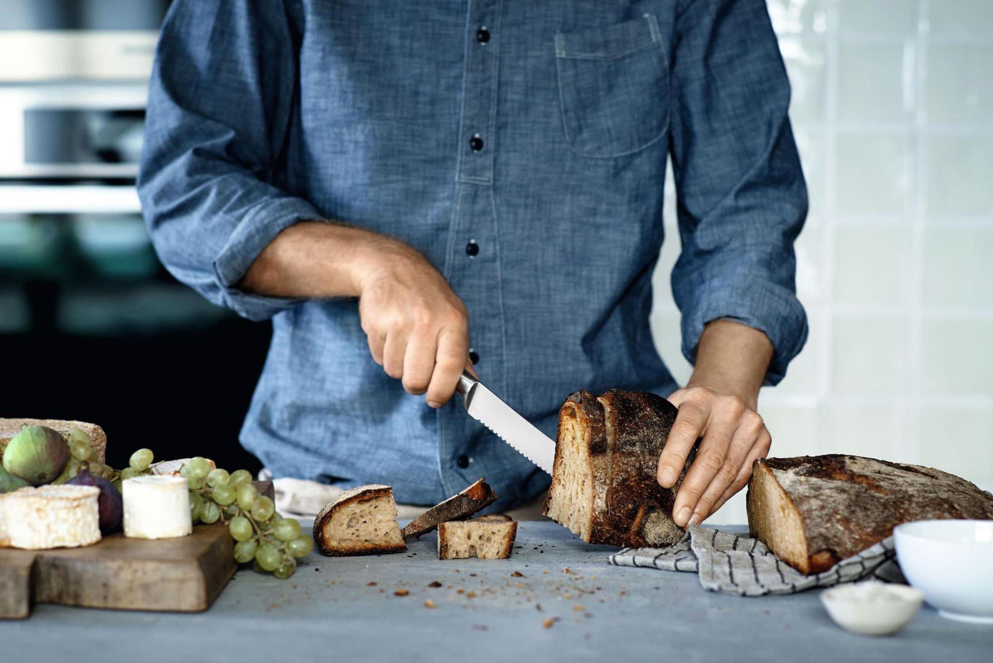 Omyly a mýty ve Feng Shui - nože v kuchyni
