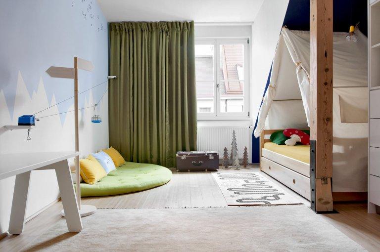 Pokoj pro předškoláka