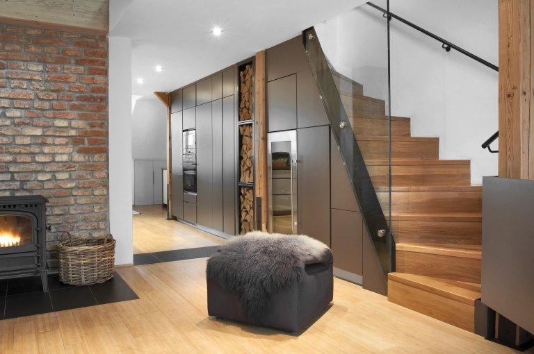 Moderní mezonetový apartmán