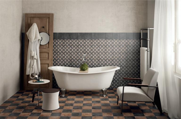Tipy na 6 barevných koupelen od Keramiky Soukup
