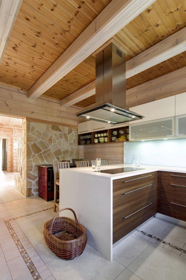 Srubový dům KONTIO