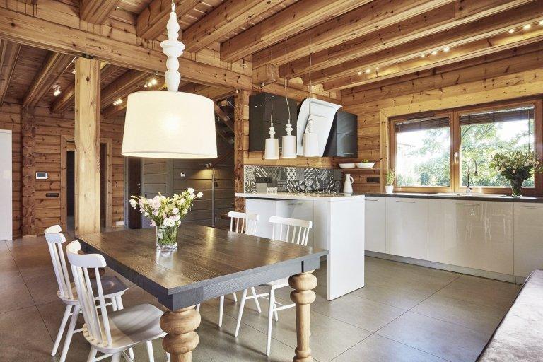 Pohádkový finský dům River House
