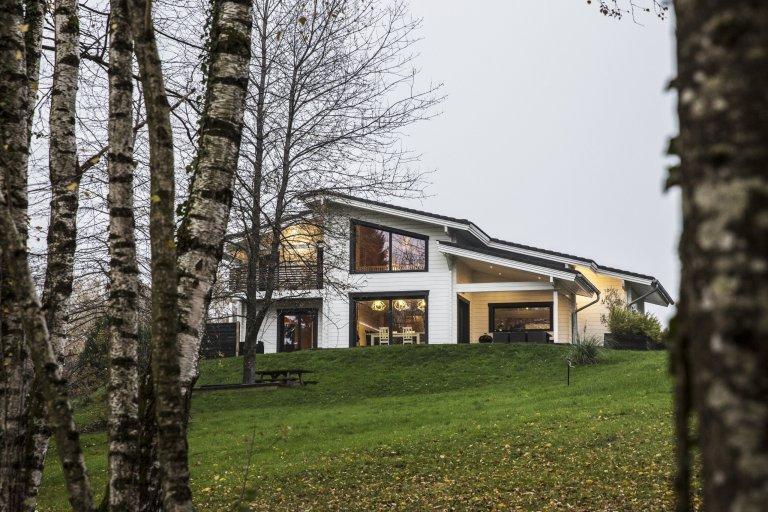 Dřevěný dům KONTIO Epinal