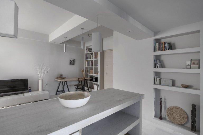Apartmán v bílém provedení