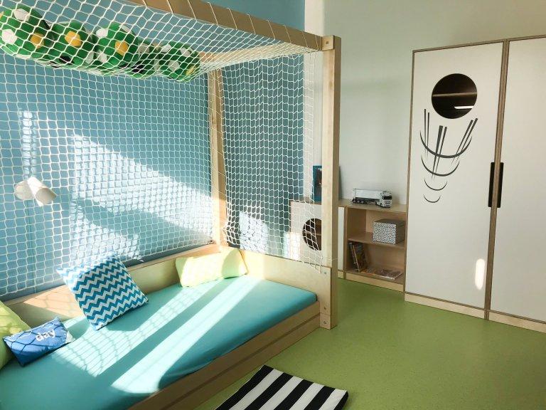 Rostoucí dětský nábytek