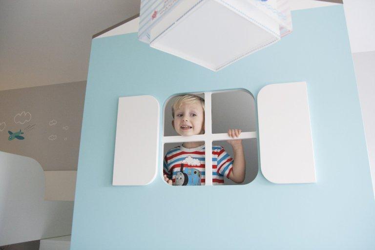 Dětský pokoj pro malého námořníka