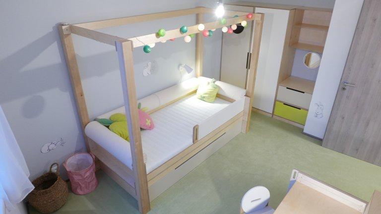 Rostoucí dětský pokoj