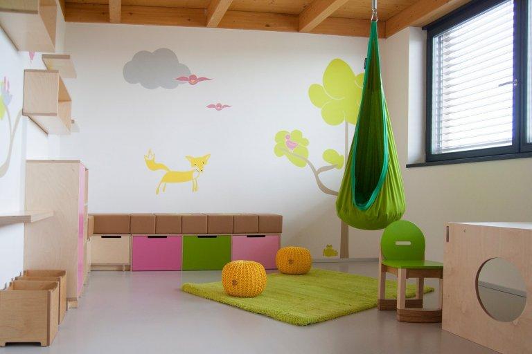 Dětský pokoj i herna
