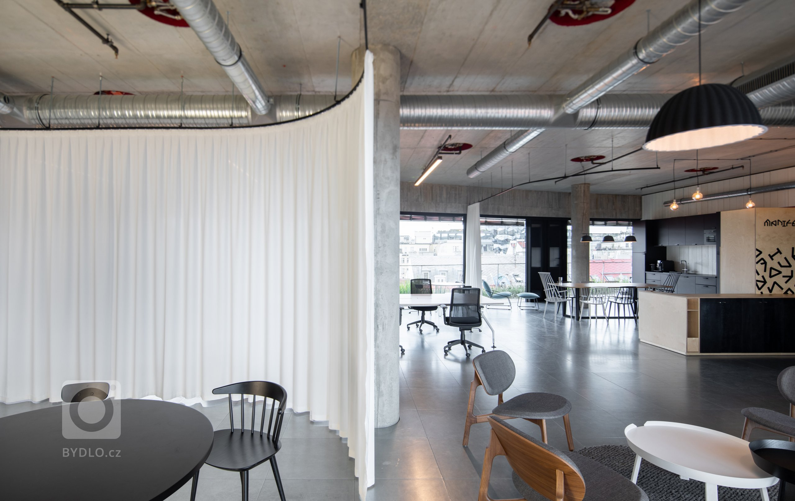 Manifesto & reSITE Office - EN  The aim of the project was to design the interior of a modern open-space office. The starting points for the design were…