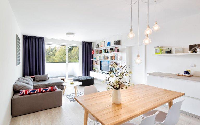 5 triků, jak opticky zvětšit malý byt