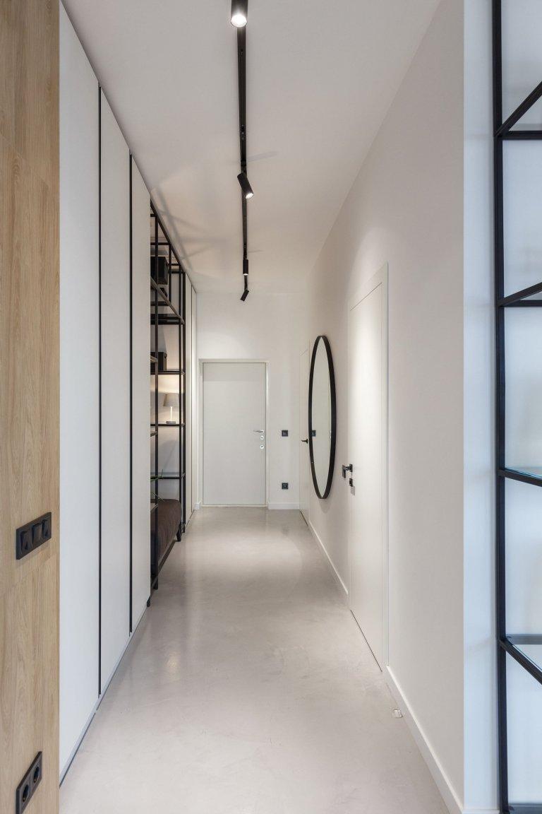 Beton a dřevo v interiéru jdou skvěle dohromady