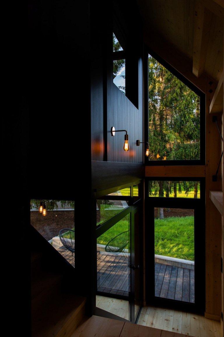 Camppinus Park: Chytré domy na rekreaci