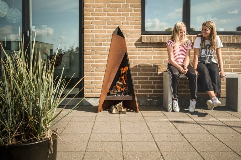 Jak vybrat přenosné ohniště