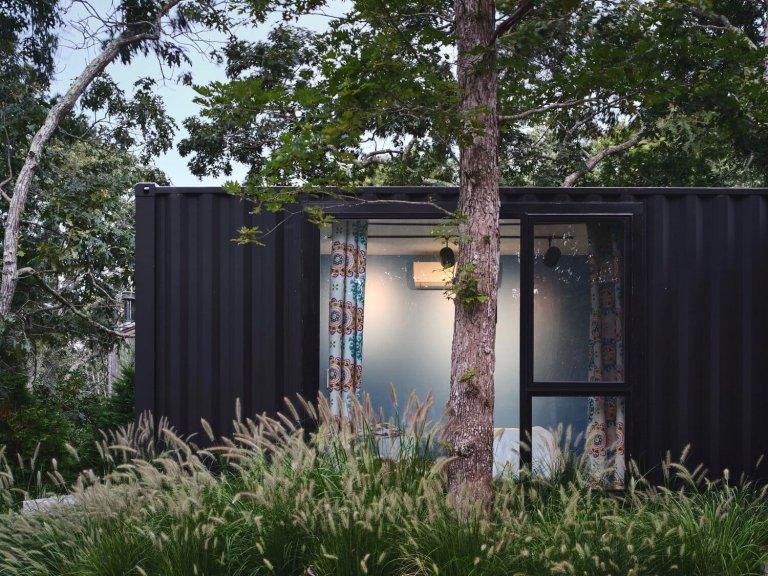 Luxusní dům z přepravních kontejnerů