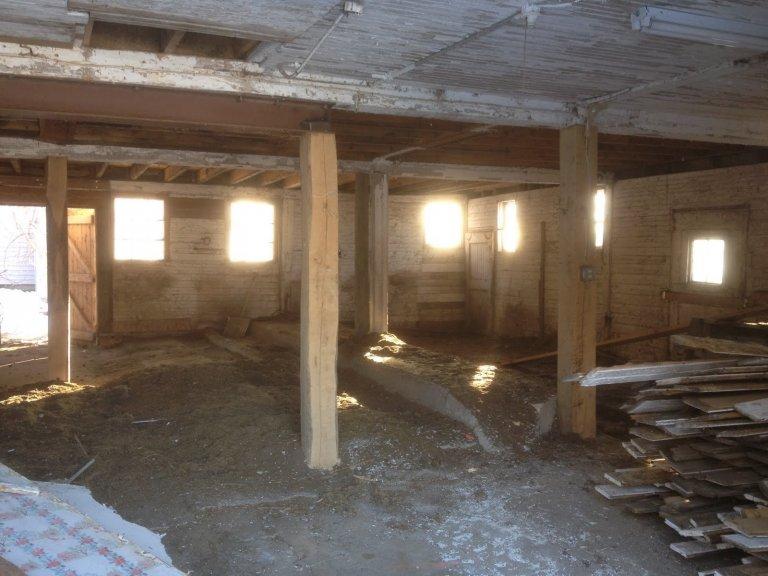 Rekonstrukce kultovní stodoly z roku 1890