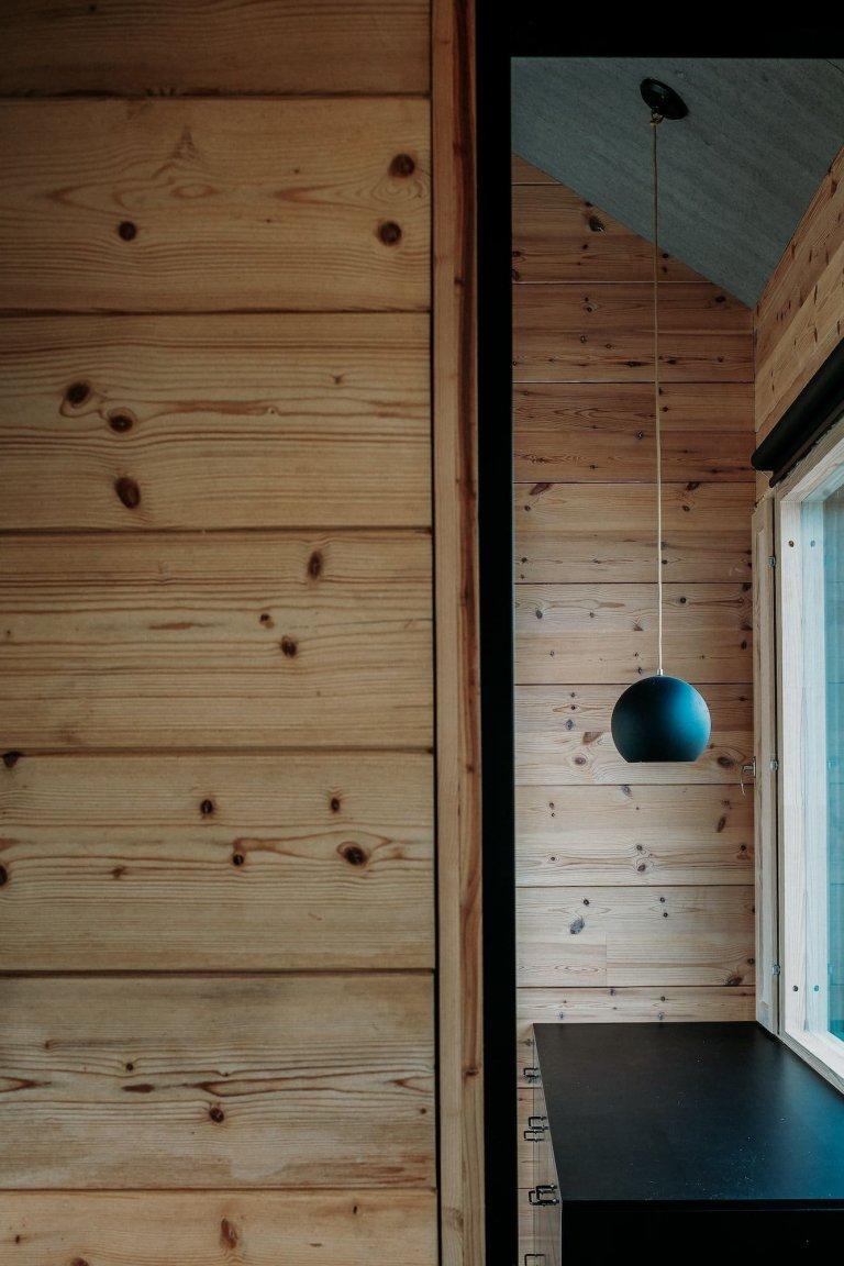 Soběstačné domy ve finském souostroví