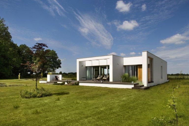 Vysněný bungalov s překvapivým interiérem