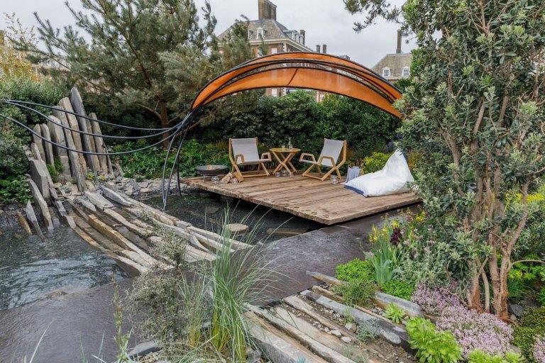 Zahrada jako vzájemné propojení našich online a offline životů