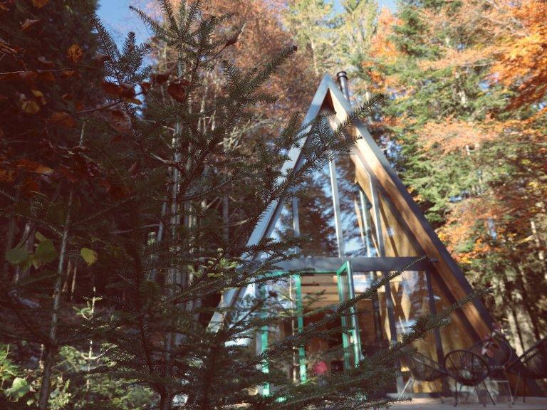 Zdařilá rekonstrukce Ačkové chaty