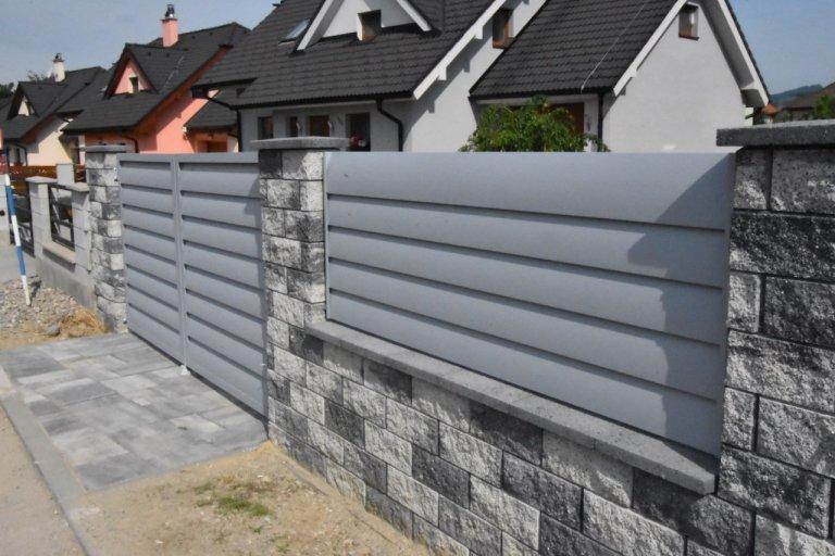 Moderní hliníkové systémy pro plot AERO200