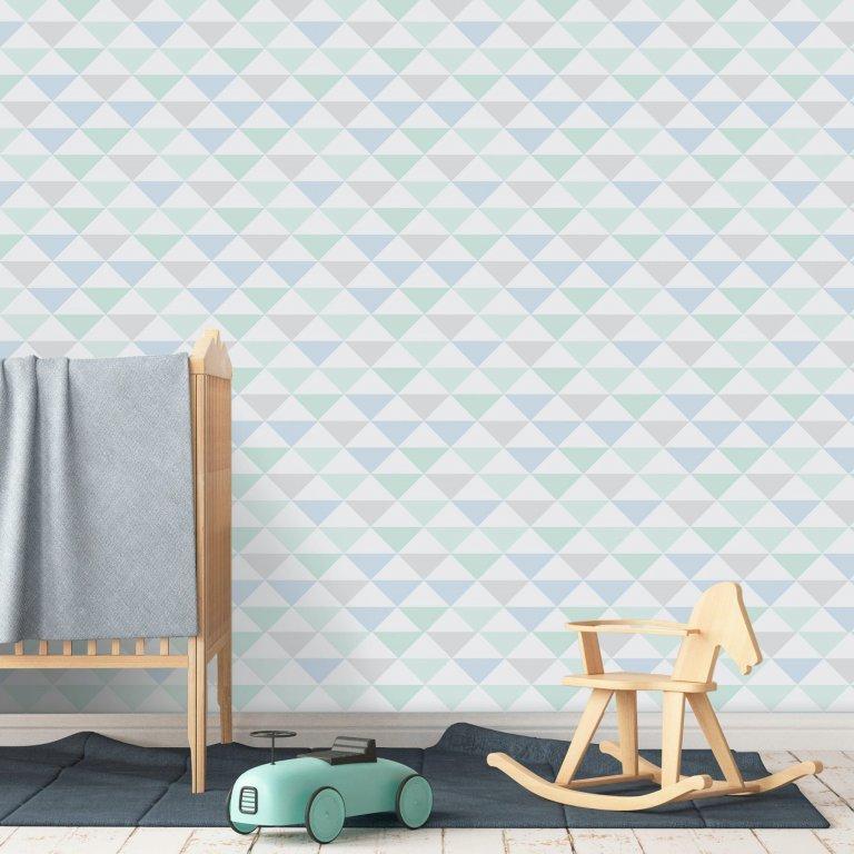 NEJEN NA ZEĎ: 5 tipů, jak vylepšitdětský pokoj tapetami