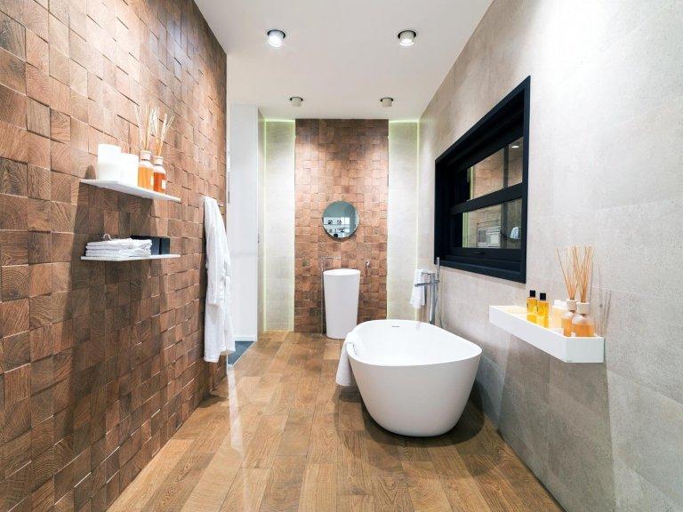 Jaké materiály je nejvhodnější použít při rekonstrukci koupelny?