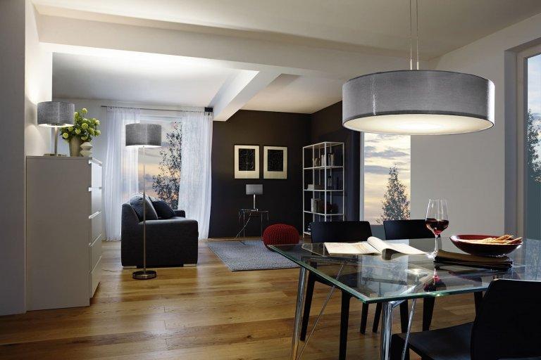 Ověřené tipy, jak vybrat lustr do kuchyně a obýváku