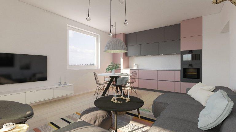 Moderný dvojizbový byt v Trenčíne